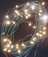 Fairy lights  per metre